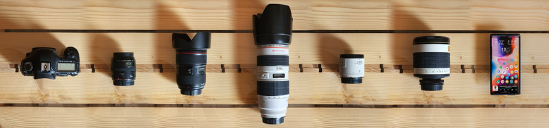 Boîte à outils photographique