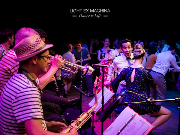 ✰ Dance is Life serie ✰ Having fun on the band at Smokey Feet 2017 :D ☞ Full serie: https://buff.ly/2EiNXaQ  Feel free to share on social media with the author's credit and no crop, for non promotional and non commercial use. © LIGHT EX MACHINA 2017, all other rights reserved.