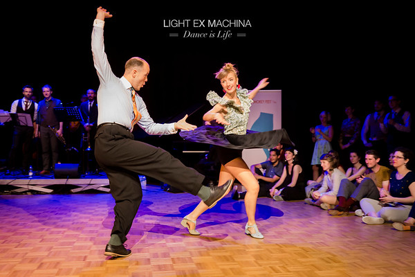 ✰ Dance is Life serie ✰ Snapshot of a great performance by Egle & Felix at Smokey Feet 2017 :D ☞ Full serie: https://buff.ly/2EiNXaQ  Feel free to share on social media with the author's credit and no crop, for non promotional and non commercial use. © LIGHT EX MACHINA 2017, all other rights reserved.