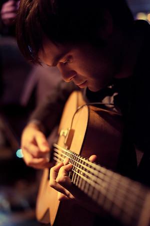 Guitare gipsy