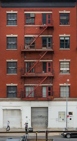 NYC façades