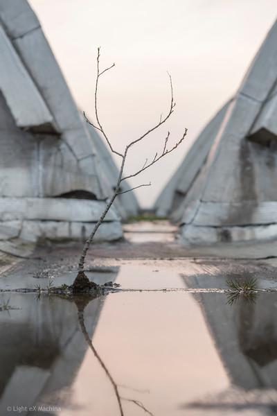 Perspectives, exploration urbaine  Tous droits réservés, © Light eX Machina
