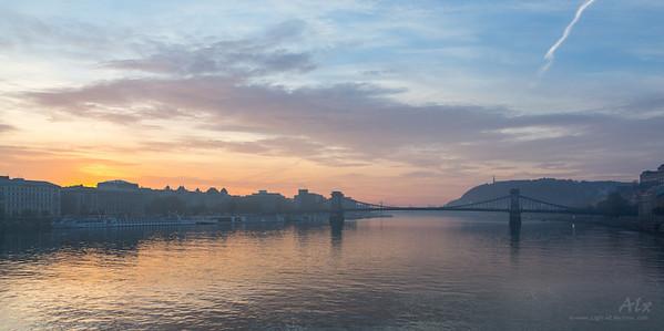 Budapest, ville sur le Danube