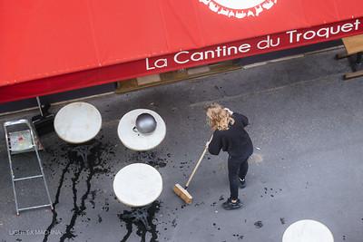Réouverture des terrasses, 19 mai 2021, Paris