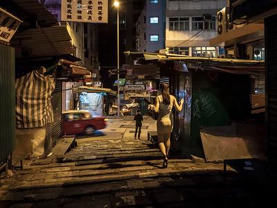 Apparition / Street HK