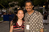 Pianist Helen Sung & Ben Johnson at  the 2008 Clifford Brown Jazz Festival