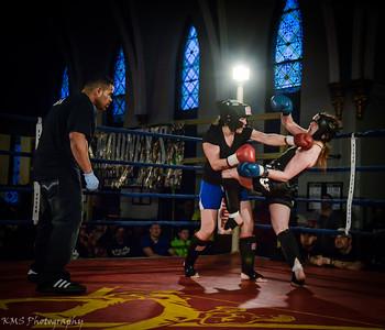 Castricones Kickboxing & Mauy Thai - Erin vs. Ali Guzzo