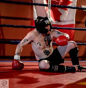 Castricones Kickboxing/mauy Thai 3/21 Fight #3