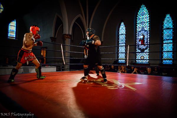 Castricones Kickboxing & Mauy Thai - April 2 - Henry Vanburen vs. Rocky Hynn(Fight-n-More)
