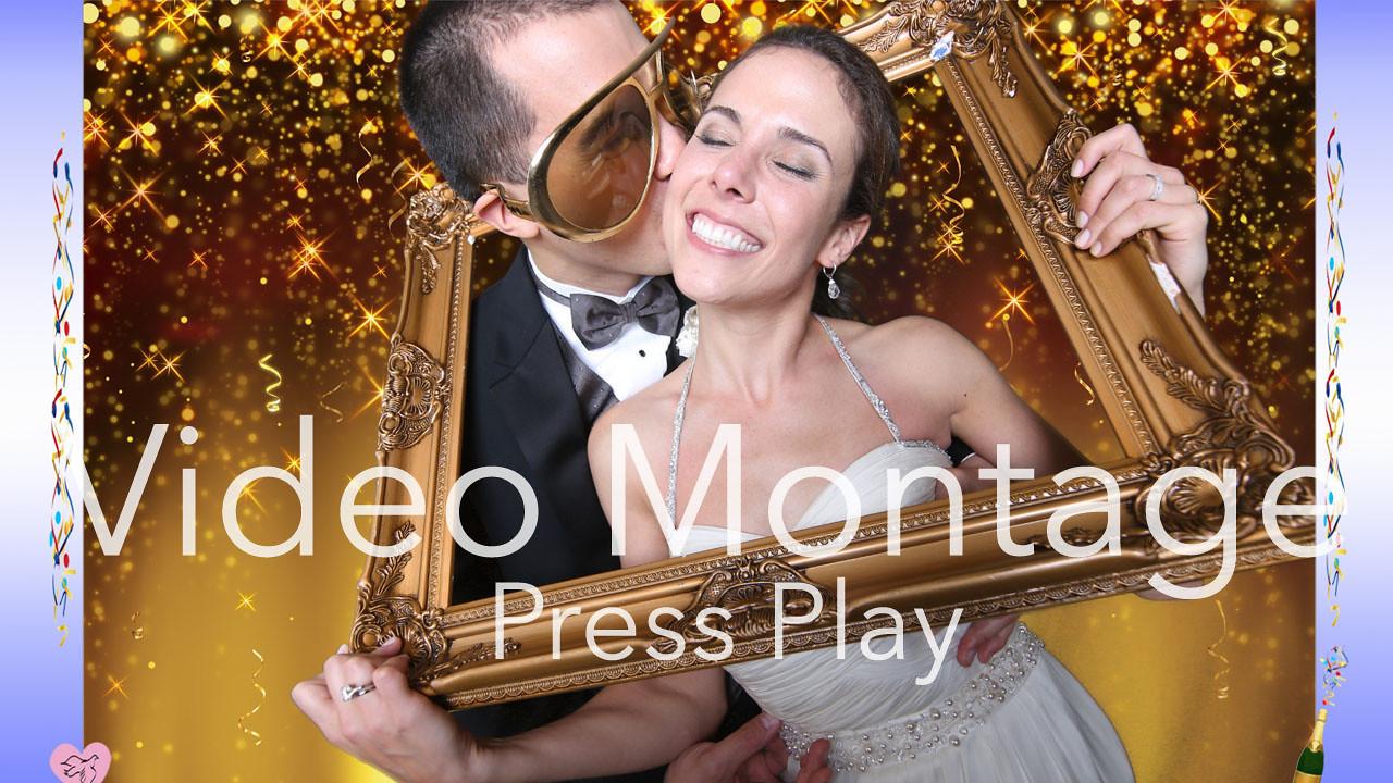 wedding photography booth NJ NY