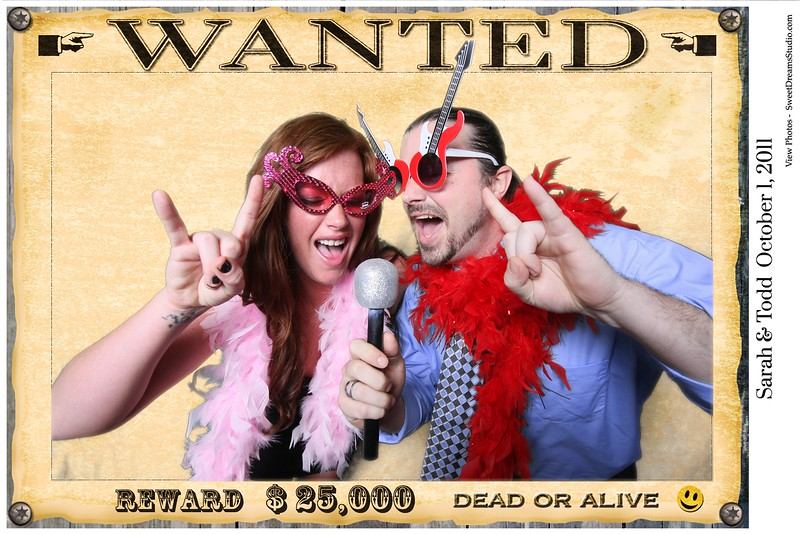 New Photo Booth Wanted Poster and Party Favor NJ NYC Manhattan