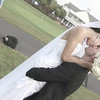 Wedding videographer for Melissa and Tom Fun Reception and Dance Highlights at Heritage Hunt Golf and Country Club