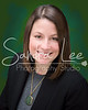 Petoskey Photographer, Sandra Lee, Business Portraits<br /> I custom painted this background to match her beautiful necklace.