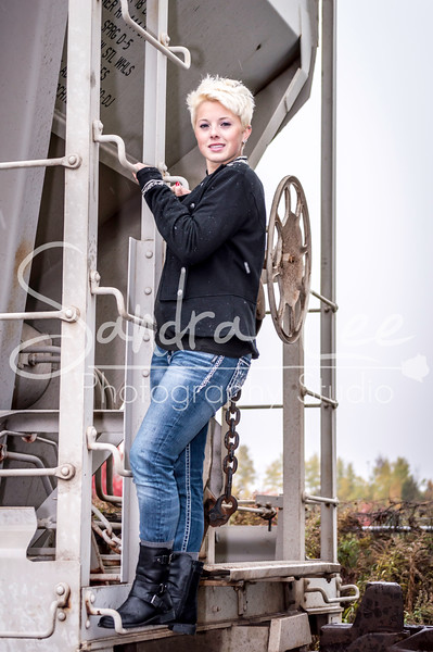 High School Senior Portrait Photographer