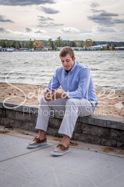 High School Senior Portrait Photographer Michigan