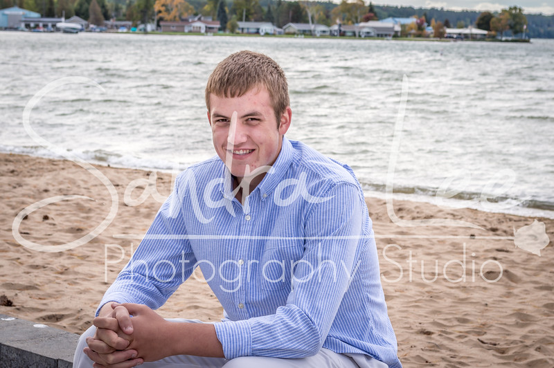 High School Senior Portrait Photographer Michigan