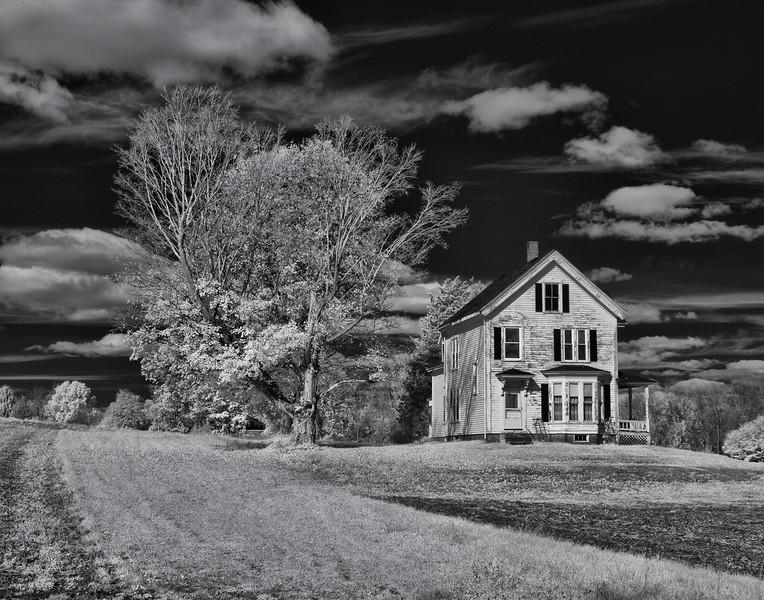 """""""W. Newbury Farm Infrared"""" - Sam Davis"""