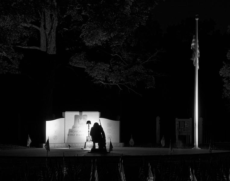 """""""Merrimac Veterans Memorial"""" - Sam Davis - Honorable Mention"""