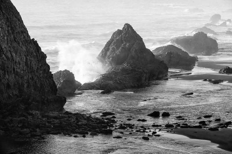 Seal Rocks, Oregon