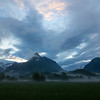 Sunrise, Bovec