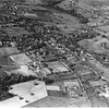 Town of Fairfax, Virginia, 1927, Aerial Photograph