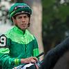 Irad Ortiz Jr.<br /> Saratoga racing scenes at Saratoga in Saratoga Springs, N.Y. on Aug. 7, 2021.