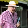 James Delahooke<br /> Saratoga sales scenes at Fasig-Tipton in Saratoga Springs, N.Y. on Aug. 7, 2021.