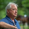 Boyd Browning.<br /> Scenes, people and horses at The July Sale at Fasig-Tipton near Lexington, Ky. on July 10, 2021.