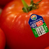 AppHarvest tomatoes at the Kroger Beaumont Marketplace in Lexington, Ky., on March 23, 2021.