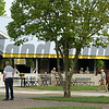 scene with hip 371<br /> Keeneland September sale yearlings in Lexington, KY on September 14, 2020.