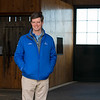 A Flying Start graduate Gerry Duffy now is the Stonerside and Raceland Farm Manager for Godolphin near Paris, Ky on Feb. 6, 2021.