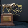 Eclipse Horse of the Year award<br /> Eclipse Award images near Versailles, Ky., on Jan. 5 2021.