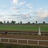 Robbie Medina training horses at Blackwood Stables near Versailles, Ky.  on October 22, 2020.