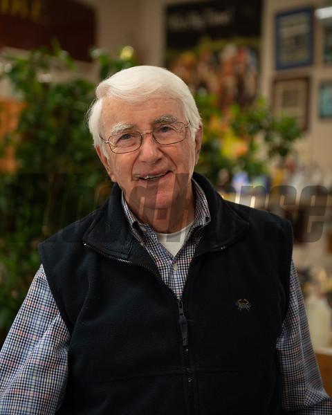 John Williams at his home near Versailles, Ky. on November 18, 2020.