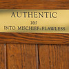 Authentic stall plaque at Spendthrift Farm near Lexington, Ky., on Dec. 9, 2020.