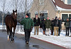 Tonalist<br /> Lane's End Press Pass event at Lane's End Farm in Versailles, Ky., on Jan. 17, 2018.