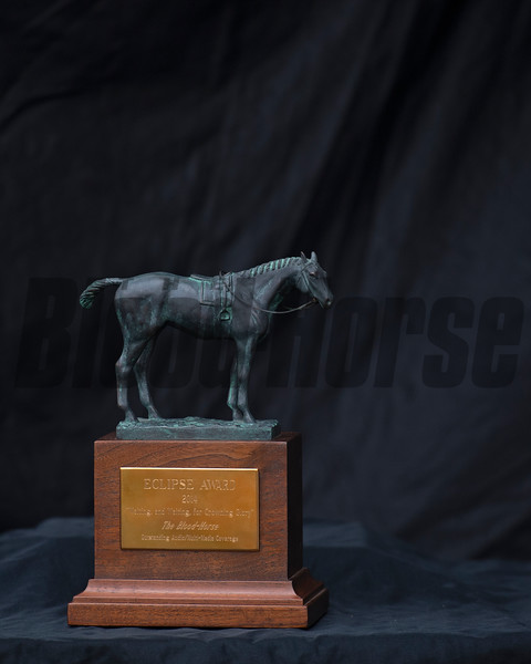 Eclipse Award images near Versailles, Ky., on Jan. 5 2021.