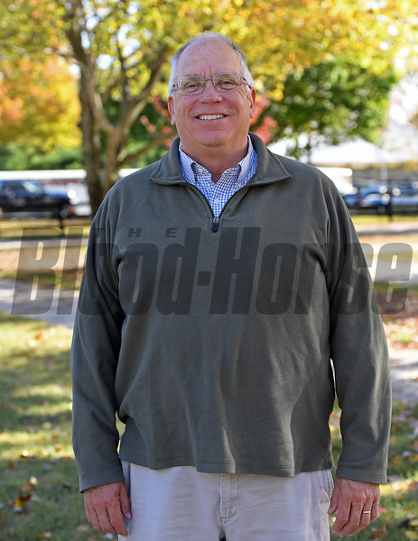 Walter Hillenmeyeer<br /> Fasig-Tipton Kentucky October sales at Fasig-Tipton in Lexington, Ky., on Oct. 25, 2016.