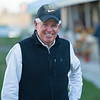 Allen Poindexter on the sales grounds.<br /> Sales horses at the Keeneland November Sale at Keeneland in Lexington, Ky. on November 10, 2020.