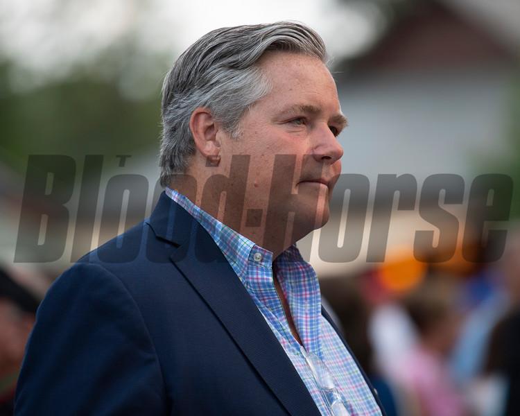 David Anderson<br /> Sales scenes at Fasig-Tipton in Saratoga Springs, N.Y. on Aug. 9, 2021.