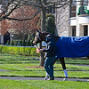 Hidden Scroll schooling with trainer Brad Cox<br /> Scenes from opening day at Keeneland near Lexington, Ky., on April 2, 2021.