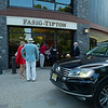 Sales scenes at Fasig-Tipton in Saratoga Springs, N.Y. on Aug. 9, 2021.