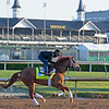 Known Agenda<br /> Kentucky Derby and Oaks horses, people and scenes at Churchill Downs in Louisville, Ky., on April 26, 2021.