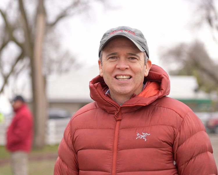 Mark Taylor<br /> Keeneland January Horses of all ages sales on<br /> Jan. 14, 2020 Keeneland in Lexington, KY.
