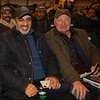 (L-R): Khalid Mishref and Bruno Deberdt<br /> on  Nov. 19, 2019 Keeneland in Lexington, KY.