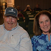 Greg and Becky Goodman<br /> at Keeneland.