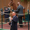 Jesse Bolin<br /> Keeneland January Horses of all ages sales on<br /> Jan. 17, 2020 Keeneland in Lexington, KY.
