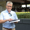 Tony Lacy<br /> at the Keeneland September sale