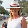 Kerri Radcliffe<br /> at the Keeneland September Sale.