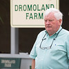 Gerry Dilger<br /> at the Keeneland September Sale.
